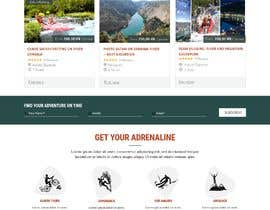#27 para HOME PAGE REDESIGN - Canoe/safari/rafting on river website de polashsm