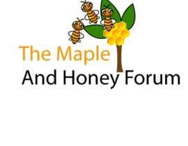 #30 dla Logo Design - The Maple & Honey Forum przez yasirmemon786