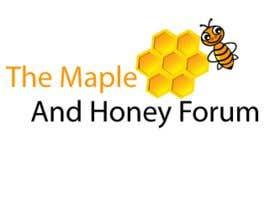 #32 dla Logo Design - The Maple & Honey Forum przez yasirmemon786