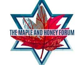 #21 dla Logo Design - The Maple & Honey Forum przez mk541