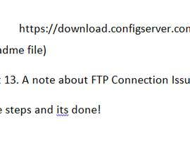 #5 untuk FTP problem on desktop but not laptop !! oleh rabbiinni