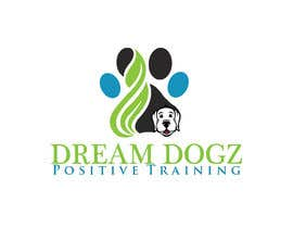 #166 para Logo design/redesign for my Dog Training business de GraphicEra99