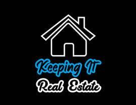 #83 para Simple Teal estate T shirt design de rha5a642bf298db9