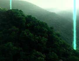 #34 para Add sound  ------  Film scene --------  Forest Sci-fi Scene de kaybeearts