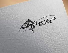 #17 para Logo for Trout Fishing Australia de minhajahamedmon1