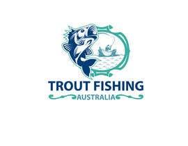 #74 para Logo for Trout Fishing Australia de hklogodesign