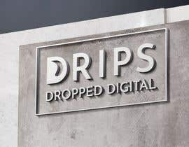 #34 para I need a logo designed for my business, Drips Dropped Digital. A marketing agency that specializes in Email/SMS marketing- The 2 logos I've attached below are there to give you a reference of what I DO NOT want. Stay away from bright colored and crazy de vanshbhatnagar