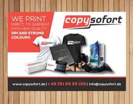 #8 para Postcard Design for textilprinting company de petersamajay
