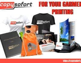 #4 para Postcard Design for textilprinting company de nata1999