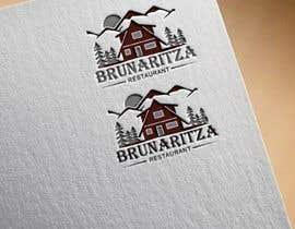 #98 para Design a logo for a restaurant in the mountains de akbar987