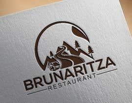 #185 para Design a logo for a restaurant in the mountains de jaktar280