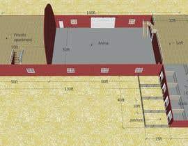 #13 para Design a barn de weelin1986