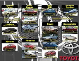#6 para graphic layout for Toyota family tree de Meso76