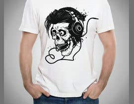 #133 para Design T.shirt for zombie character de jibon710