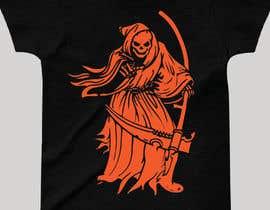 #136 para Design T.shirt for zombie character de jibon710