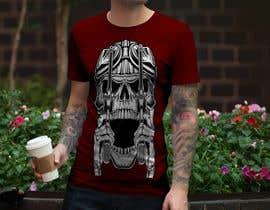 #42 para Design T.shirt for zombie character de shihabchowdhury0