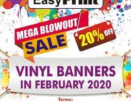 #2 para Mega Blowout Sale Sign - Vinyl Banners de dattkalpesh
