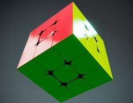 #14 para Custom Rubiks cube 3D models needed de Lewiw