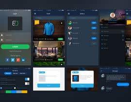 #6 para Internal App UI Design de SK813