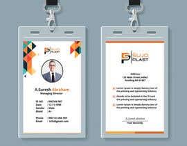 #162 untuk Design an minimalistic ID Card oleh mdakibmuhtadi