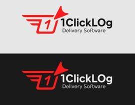 #55 para Logo for 1ClickLog de lauragralugo12