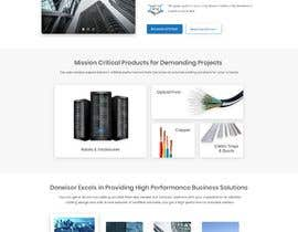 #43 for Web UI design for a manufacturing company by TanmoyGWD