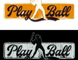 #85 for Baseball t-shirt: PLAY BALL af rruhulamin0111