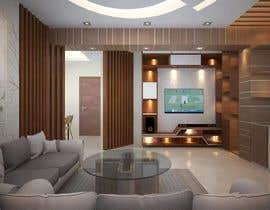 #2 для Interior Design for Small Apartment от humayonk85