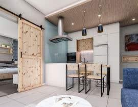 #31 для Interior Design for Small Apartment от arclinhle