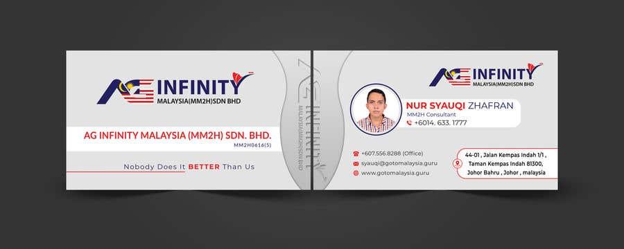 Penyertaan Peraduan #                                        9                                      untuk                                         Design Name Card