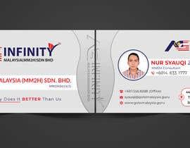 #9 untuk Design Name Card oleh smartpixel24