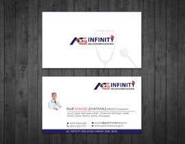 #11 untuk Design Name Card oleh shakhawat225