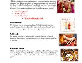 #9 for Bengali wedding blog entry by MaheenChaudhry12
