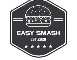 #56 untuk DIner Style logo for a hamburger press oleh shawon33