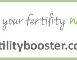 Nro 9 kilpailuun Banner Ad Design for Fertility Blog käyttäjältä ninasancel