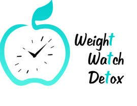 #76 untuk Logo Design for Weight Watch Detox . com oleh rajeshjain82