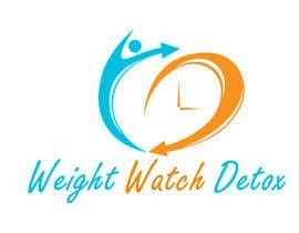 nº 77 pour Logo Design for Weight Watch Detox . com par rajeshjain82