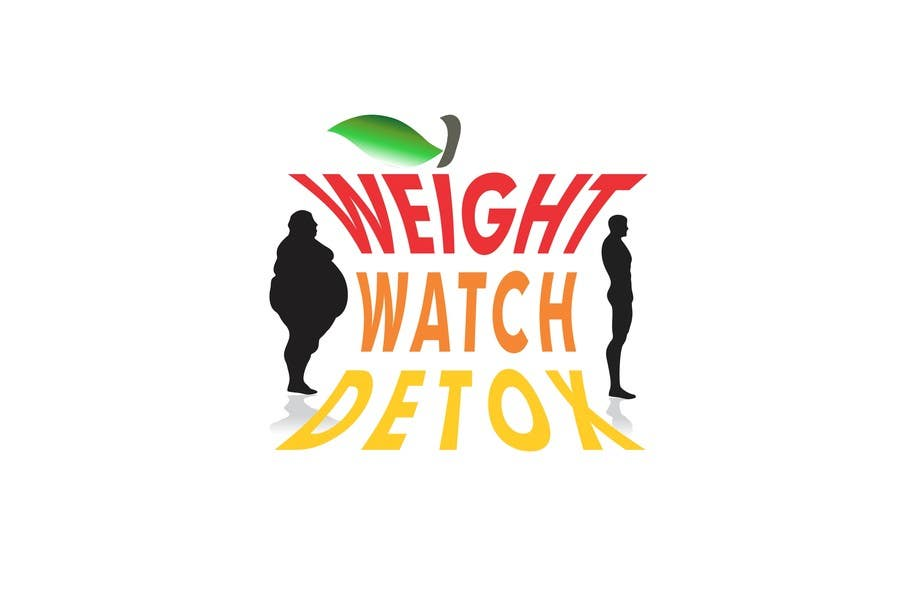 #72 for Logo Design for Weight Watch Detox . com by itcostin