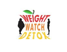 itcostin tarafından Logo Design for Weight Watch Detox . com için no 73