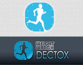 #79 untuk Logo Design for Weight Watch Detox . com oleh D2D194