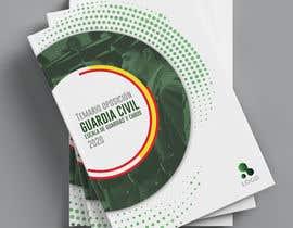 #4 para Diseño portada, contraportada y lomo de libro de oposición de PButtercup