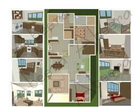 Nro 23 kilpailuun Interior design for a house käyttäjältä Abeera0