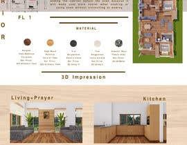 Nro 13 kilpailuun Interior design for a house käyttäjältä KevinSusandi