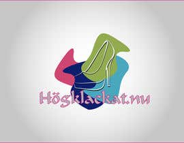 nº 16 pour Logo Design for site selling high heel stiletto shoes par jonuelgs