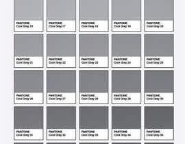 #25 cho find me a light baby grey pantone bởi smokey2010