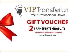 nº 8 pour Gift Voucher VTC pour Viptransfert par Anasskassemi