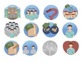 Antonija93 tarafından Creative Explainer Concept Illustrations (12 images) için no 33