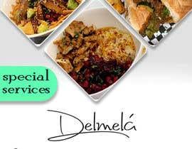 #7 untuk flyer for DELMELA CAFE oleh AmmarSabry94
