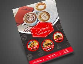 #13 untuk flyer for DELMELA CAFE oleh anamfcalmeiro
