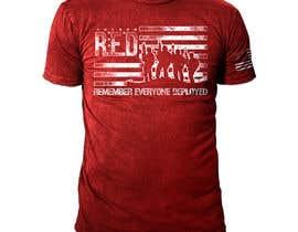 #249 สำหรับ *** 10 Shirt US Patriotic designs Needed!! โดย SamuelMing